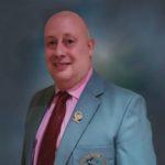 Club President Johnny Allott